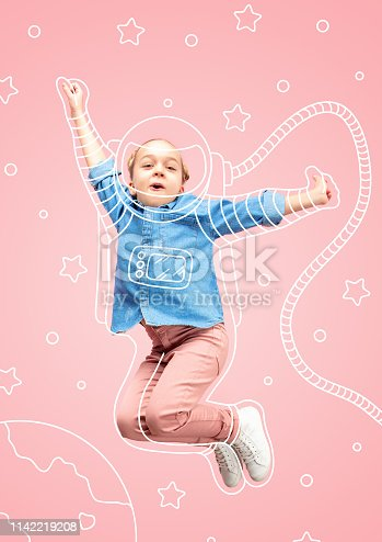istock Dreaming to explore space 1142219208