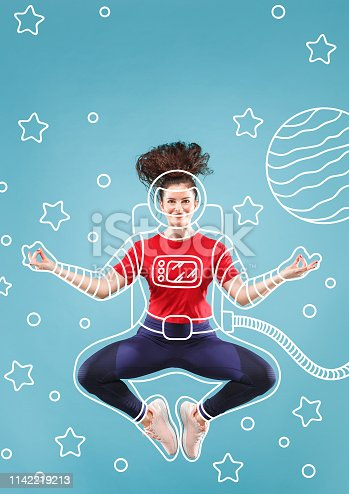 istock Dreaming to explore space 1142219213