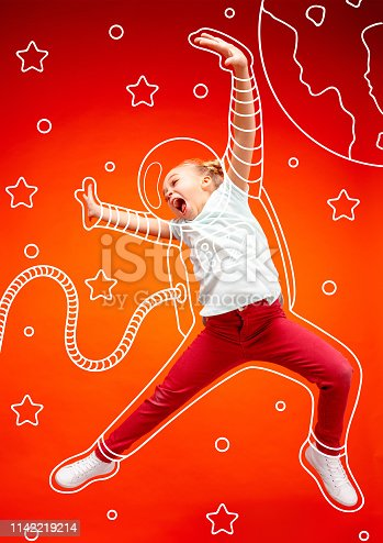 istock Dreaming to explore space 1142219214