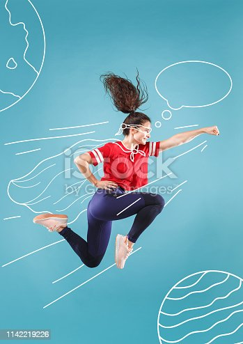istock Dreaming to explore space 1142219226