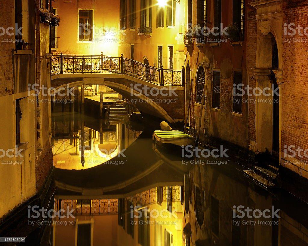 Dreaming Venice royalty-free stock photo