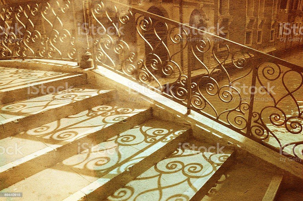 Serie soñando Venecia foto de stock libre de derechos