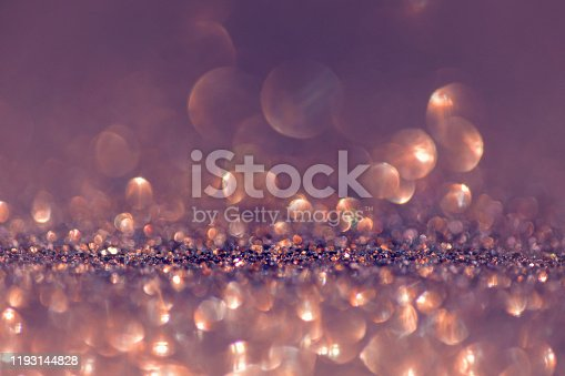 872229066 istock photo Dreamlike defocused glitter background 1193144828