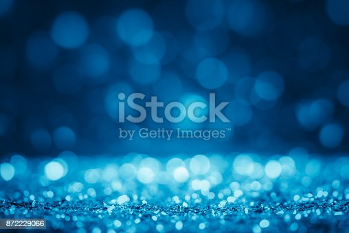 istock Dreamlike defocused glitter background 872229066