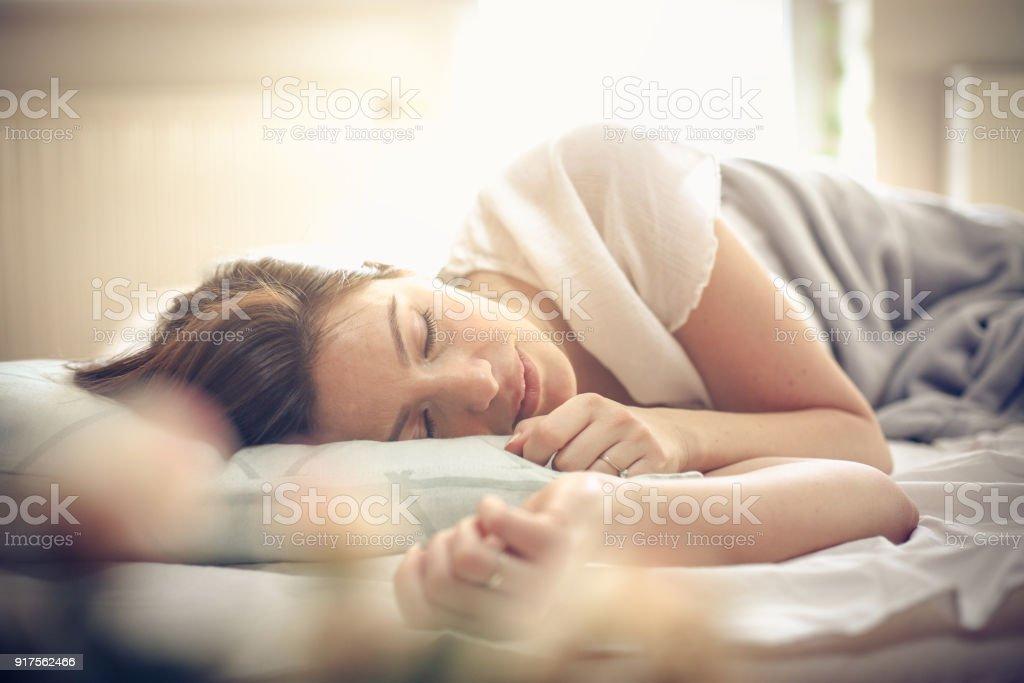Dreamlike. stock photo