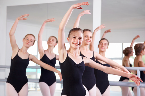 Dreams Of Ballet Stock Photo - Download Image Now