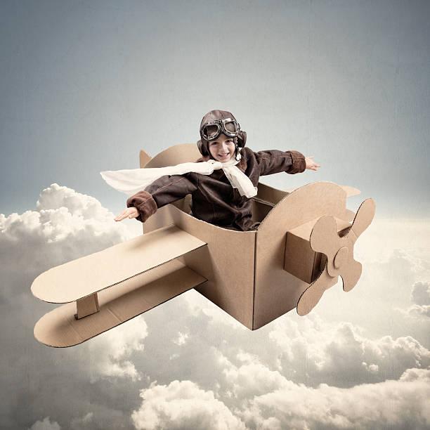 Rêve d'être pilote - Photo