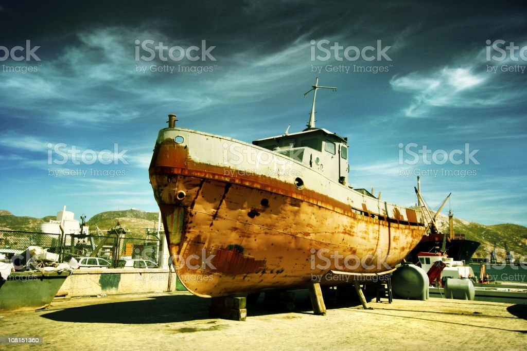 Dreams of summers past royalty-free stock photo