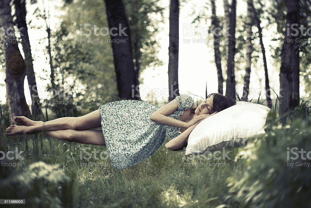 Dreams - Royalty-free Adult Stock Photo