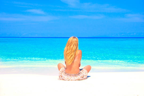 Royalty Free Caribbean Naked Women Beach Pictures, Images And Stock Photos - Istock-1774