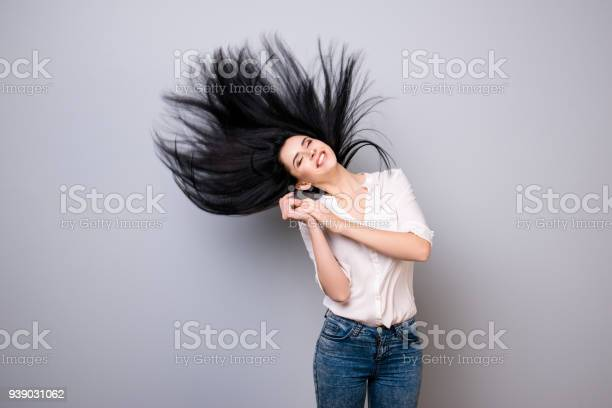 Dreamy brunette in casual outfit is is so happy with closed eyes her picture id939031062?b=1&k=6&m=939031062&s=612x612&h=a0fqzgzckjmtkp0wecjtleqpwexabsej7gmntcp vle=