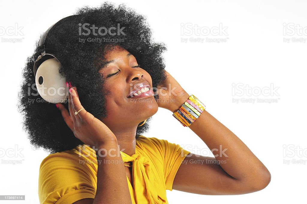 Dreamy Soul Music stock photo