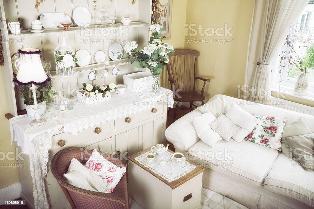 Dreamy sunlit Room royalty-free stock photo