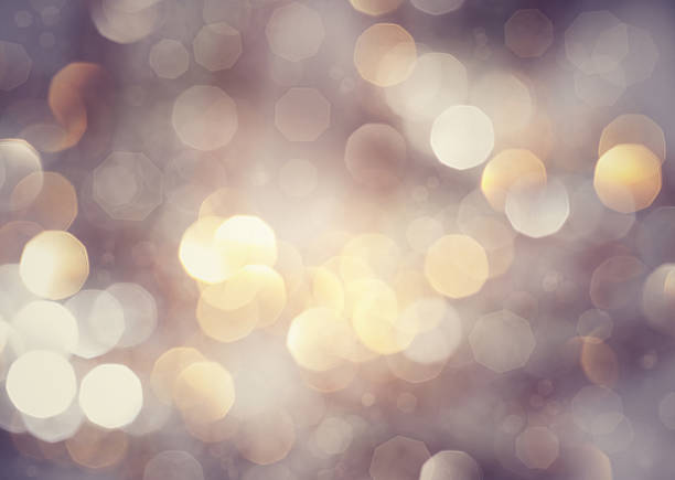 dreamy vintage bokeh background - soft focus stock photos and pictures