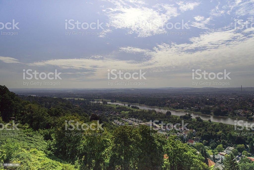 Dresden 2013 stock photo