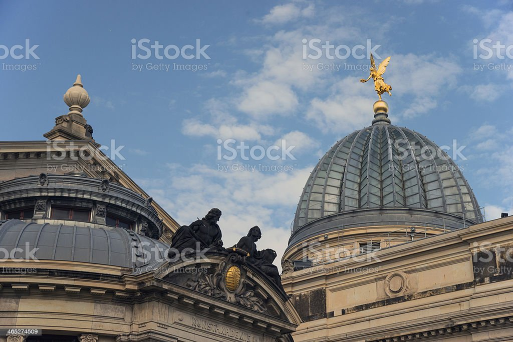 Dresden 2013 stock photo