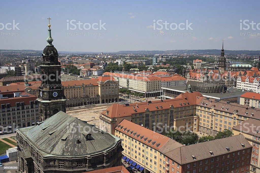 Dresden. Germany. Europe royalty-free stock photo