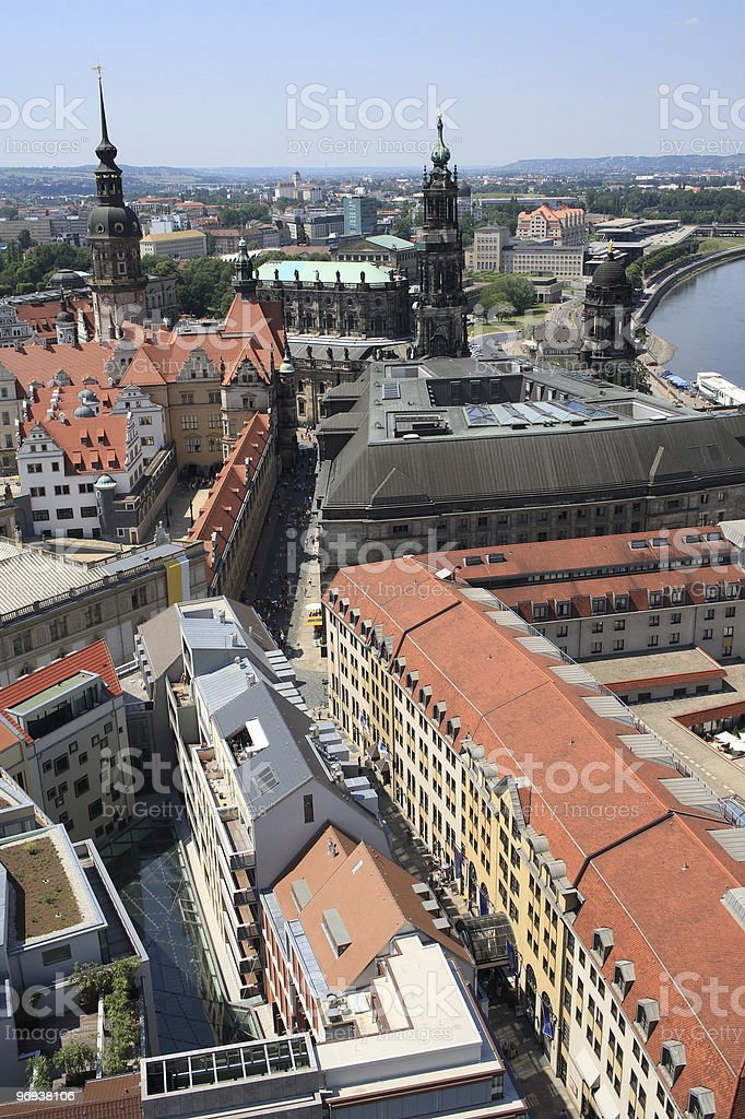 Dresden. Germany. Europe royalty-free stock photo
