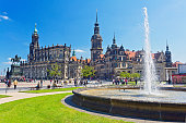istock Dresden Old Town, Germany 1211805798