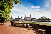 istock Dresden Skyline, Germany 182831717