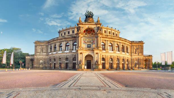 Dresden - Semperoper, Germany – Foto