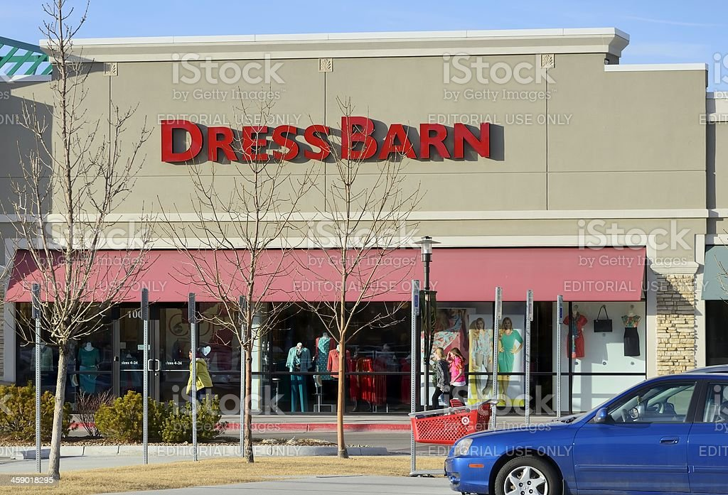Dress Barn Stock Photo Download Image Now Istock