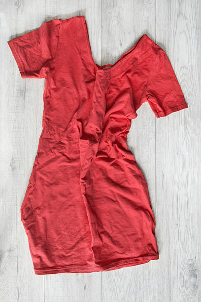 Wrinkled Clothing Stock Photos, Pictures & Royalty-Free ...