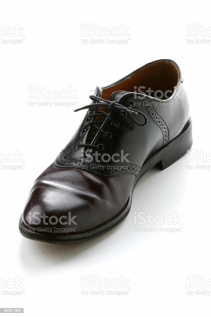 Dress Shoe stock photo