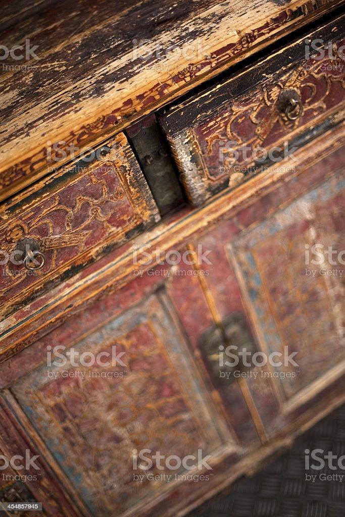 Dresser stock photo