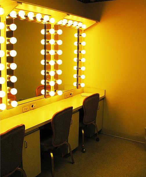 Backstage Dressing Room
