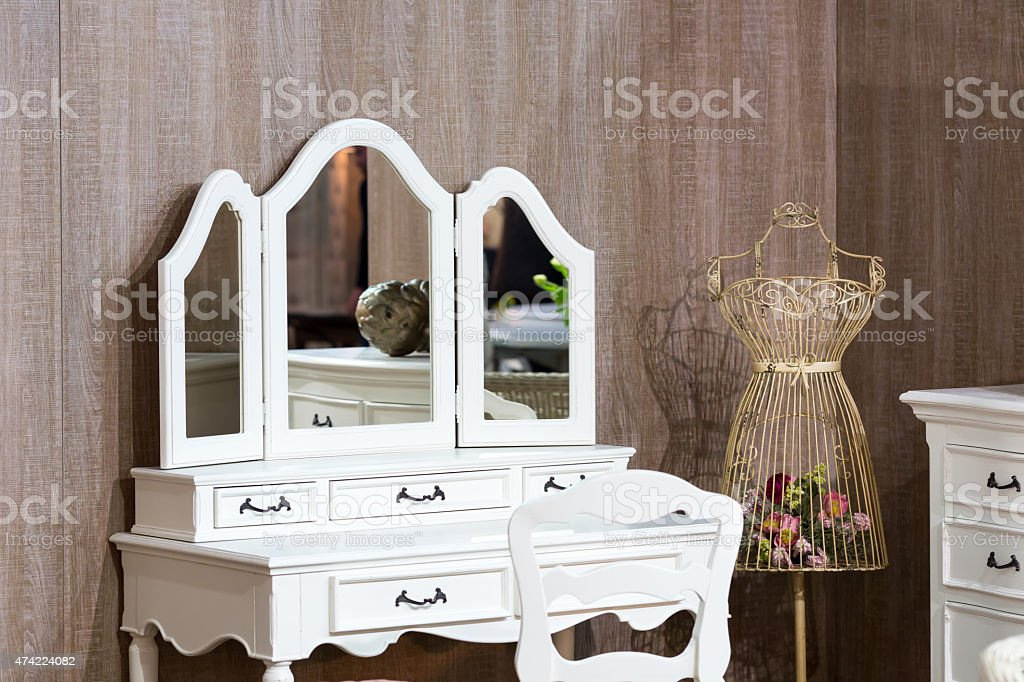 . Dressing Table Stock Photo   More Pictures of 2015   iStock