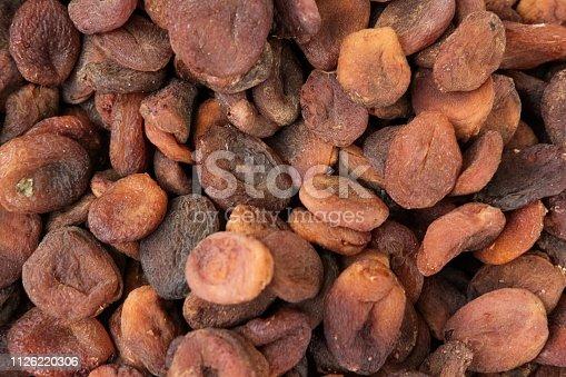 Dried Apricots in Turkish Baazar