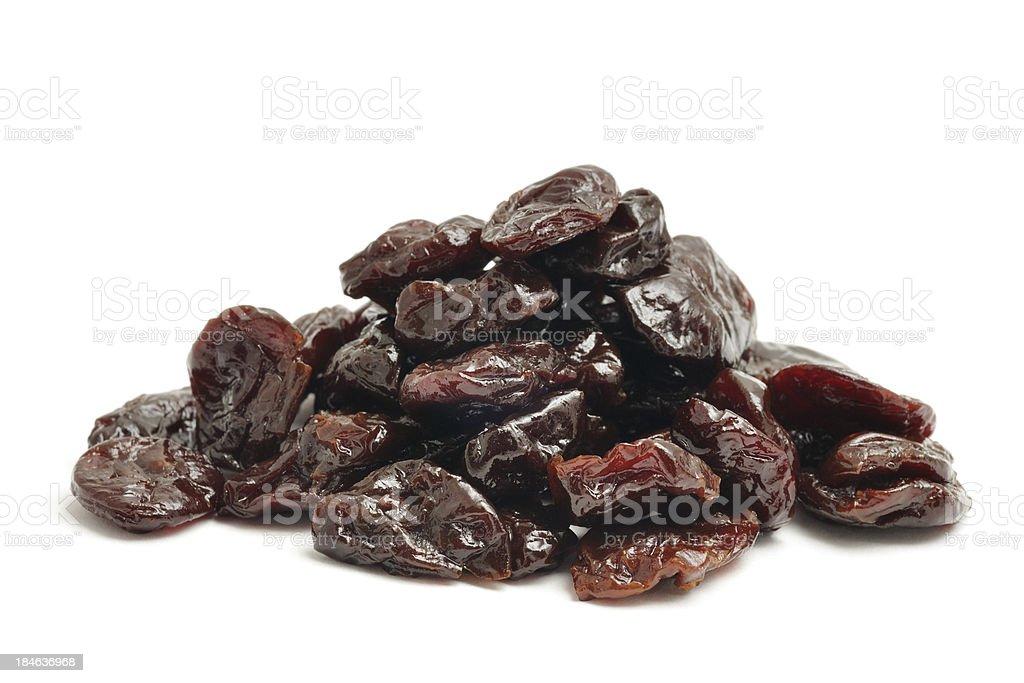 Dried Cherries stock photo