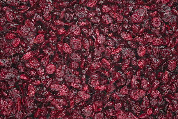 dried cranberries - dry stock pictures, royalty-free photos & images