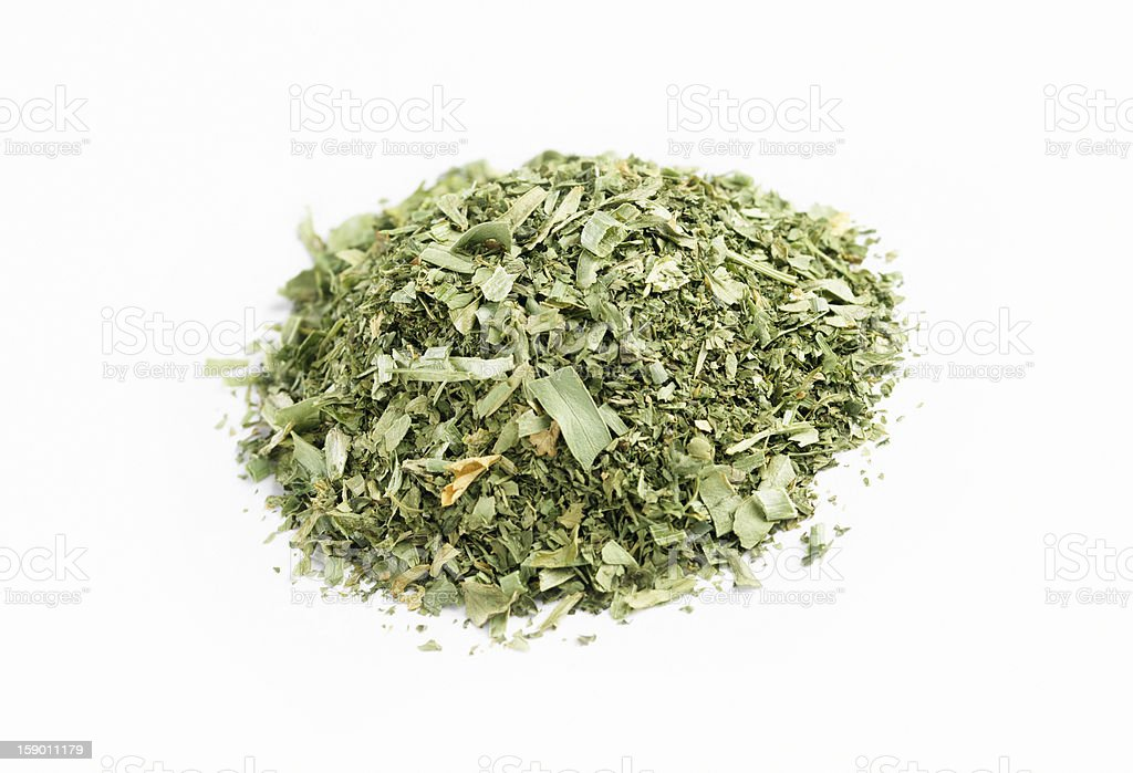 Dried Fine Herb Mix royalty-free stock photo