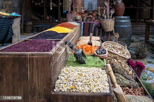 Anatolia, Asia, Gaziantep, India, Middle East, Dried food, Spices, Condiment, Mediterranean cuisine