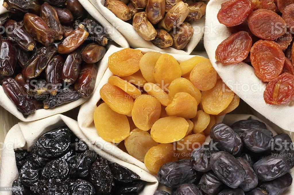 Frutas secas - Foto de stock de Sin personas libre de derechos