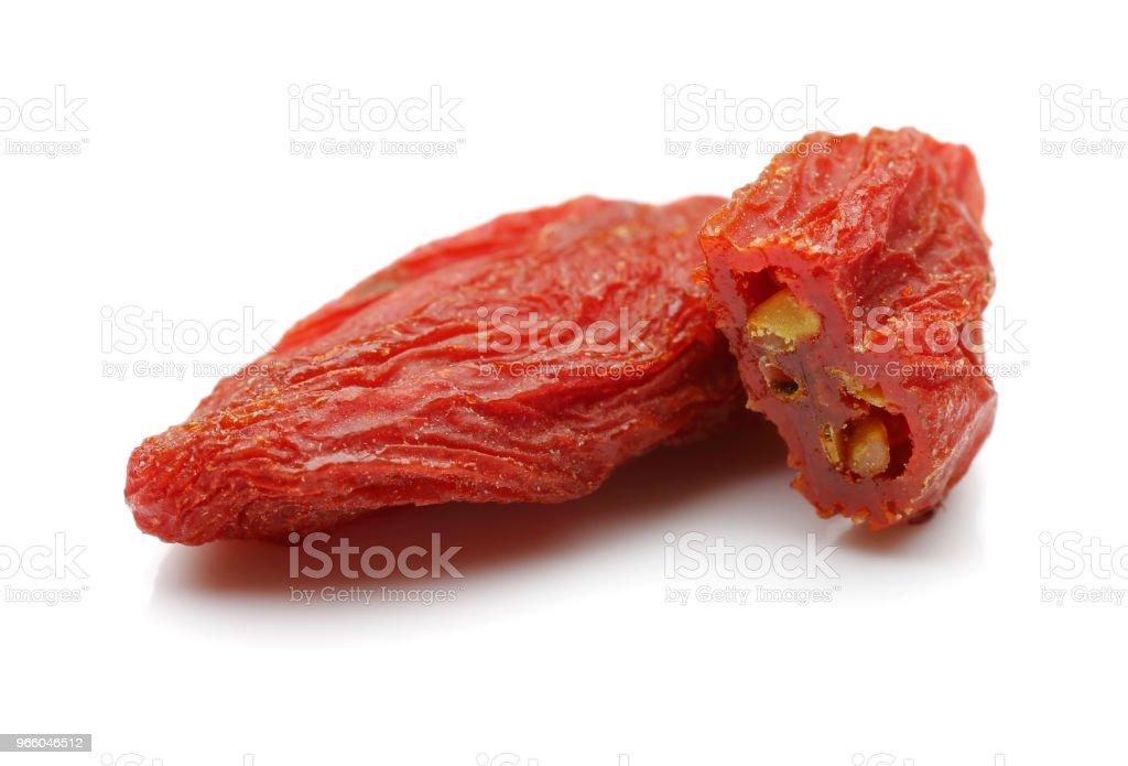 Gedroogde Goji Berry - Royalty-free Antioxidant Stockfoto