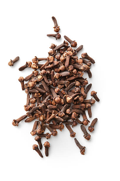 Dried Herbs and Spices: Cloves http://www.stefstef.nl/banners2/herbs.jpg clove spice stock pictures, royalty-free photos & images