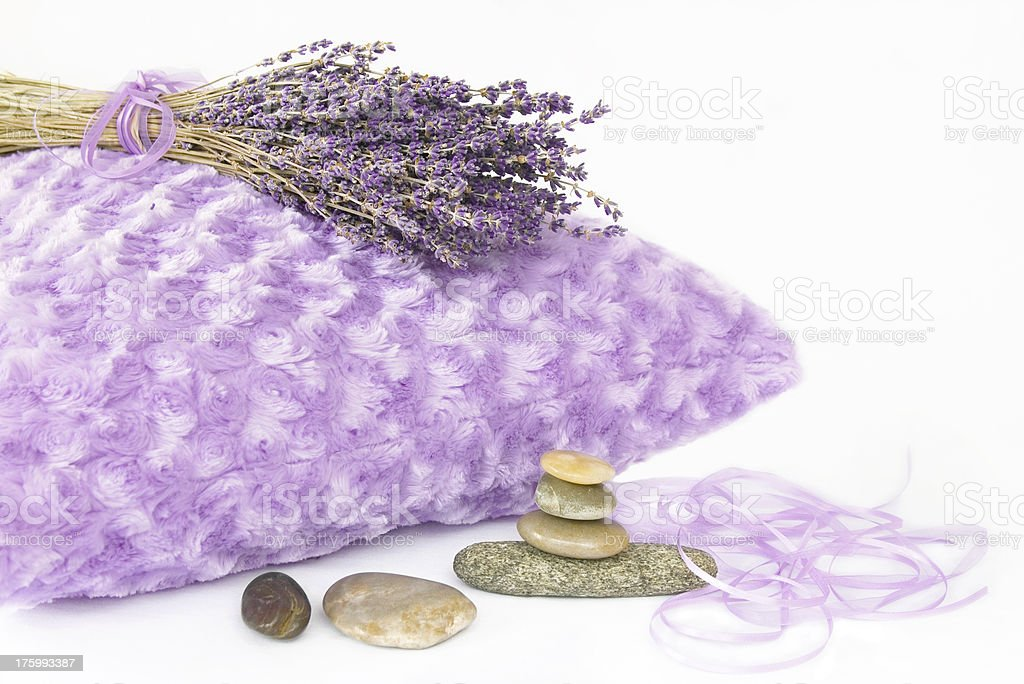 Dried Lavender Still royalty-free stock photo