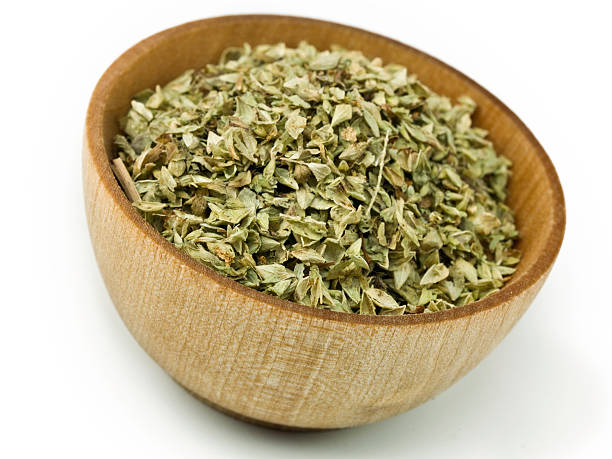 dried oregano  oregano stock pictures, royalty-free photos & images