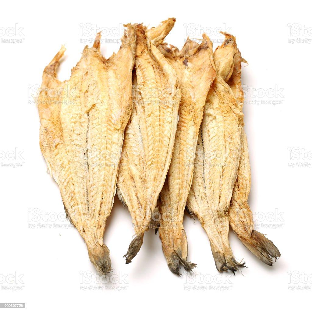 Suszone Ryba z rodziny śledziowatych zbiór zdjęć royalty-free