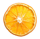 ドライオレンジスライスの