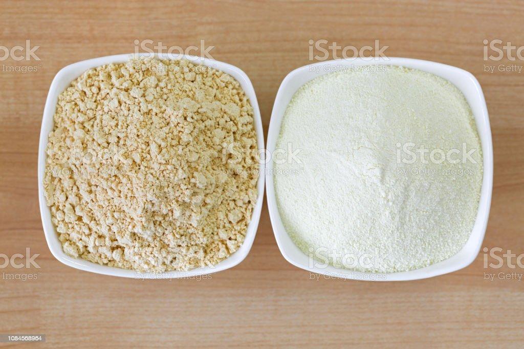 dried, cow, milk, soya, soybean, soy bean, flour, powder, roasted,...