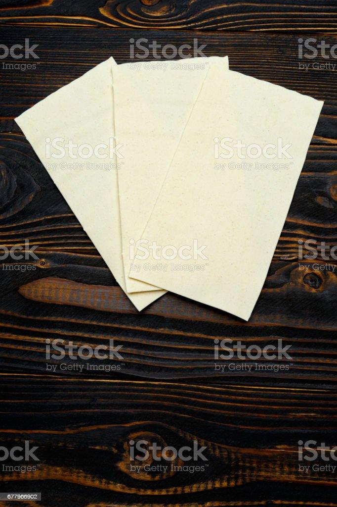dried uncooked lasagna pasta sheets royalty-free stock photo