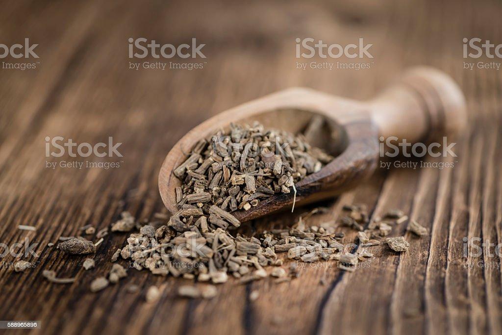 Dried Valerian roots – Foto