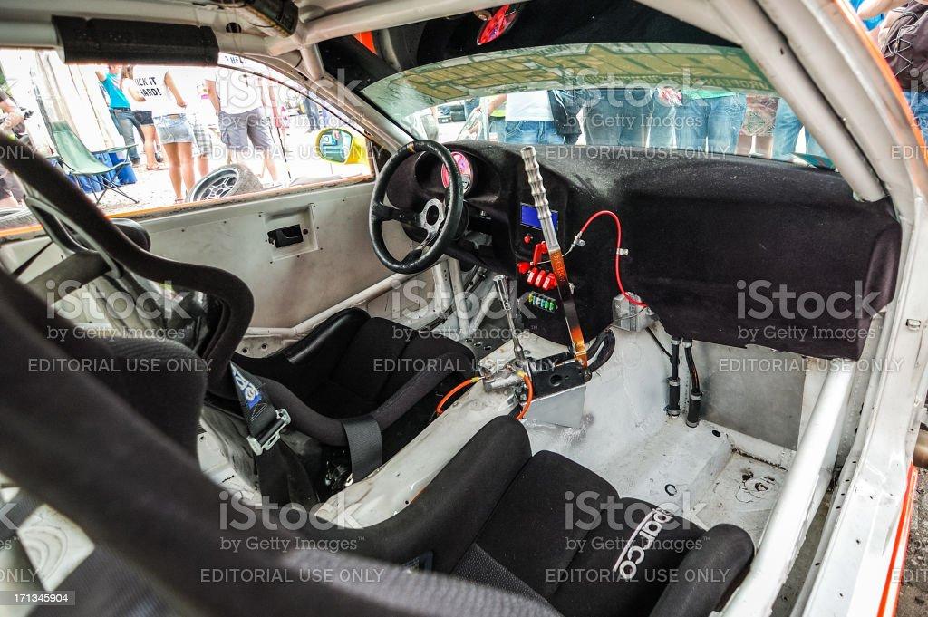 Drift Car Interior Stock Photo Download Image Now Istock