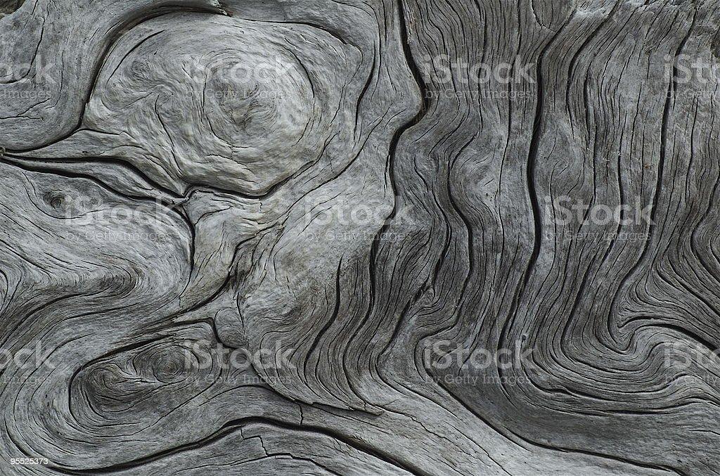 Driftwood background stock photo