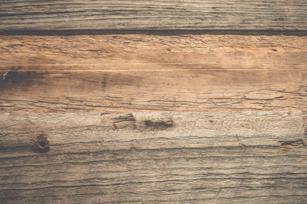 Driftwood wall background - horizontal planks Weathered textured wooden wall background, driftwood planks arranged horizontaly driftwood stock pictures, royalty-free photos & images