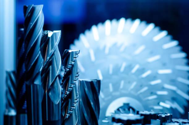 드릴 비트 및 원형 톱 블레이드 - 제조 공장 뉴스 사진 이미지